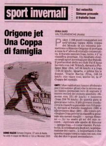 04-03-2006 La Gazzetta dello Sport pag. 1