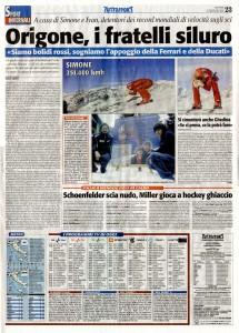 01-11-2007 Tuttosport