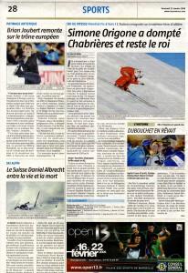23-01-2009 La Provence
