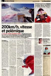 04-24-2009 Le Nouvelliste