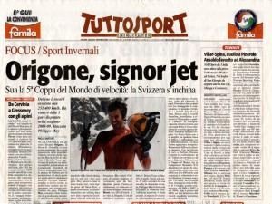 04-24-2009 Tuttosport