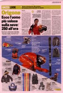 21-11-2009 La Gazzetta dello Sport