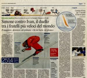 03-03-2011 Corriere della Sera