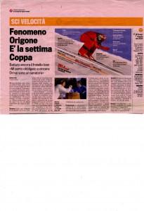 07-04-2011 La Gazzetta dello Sport