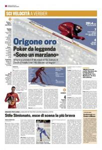 11-04-2011 La Gazzetta dello Sport