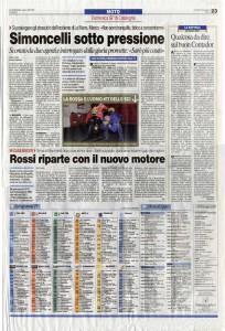 07-03-2011 Corriere dello Sport