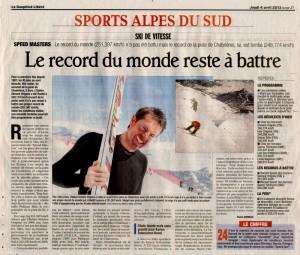 04-04-2013 Le Dauphine Libere