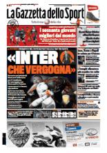 04-01-2014 La Gazzetta dello Sport pag. 1