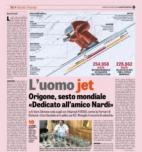 24-03-2019 La Gazzetta dello Sport