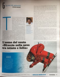 2016 La Gazzetta dello Sport